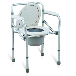 Commode Chair Commode Wheelchair Side Wheel Attachment